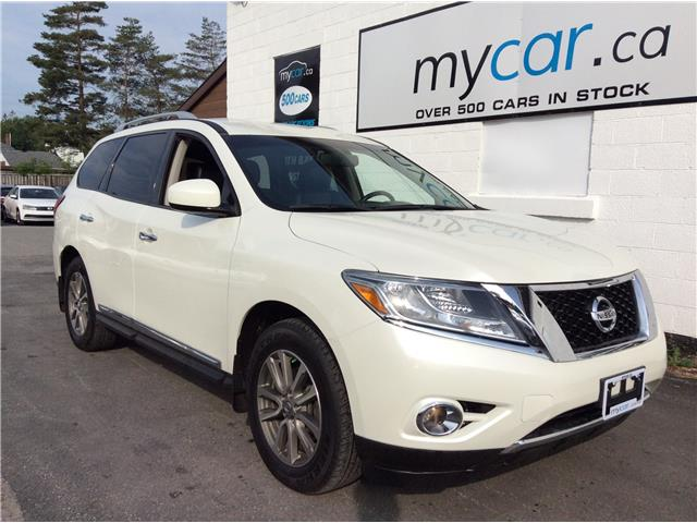 2015 Nissan Pathfinder SL (Stk: 190997) in Kingston - Image 1 of 22
