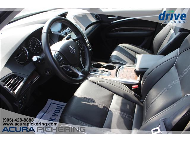 2019 Acura MDX Elite (Stk: AT139) in Pickering - Image 11 of 36