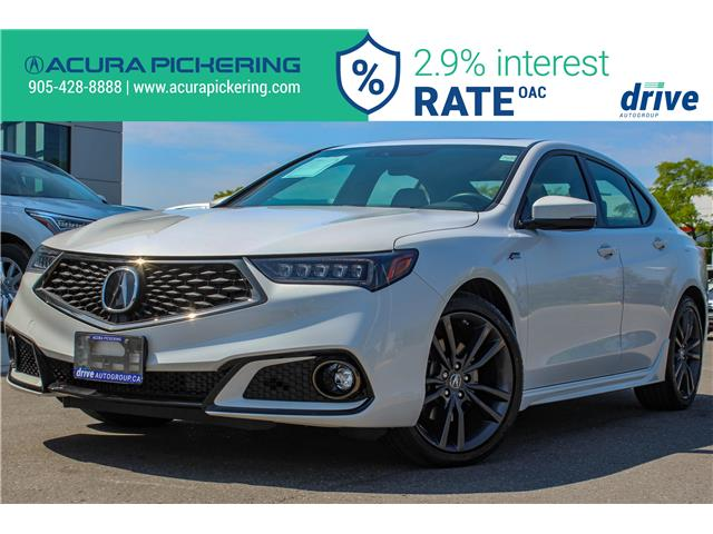 2019 Acura TLX Tech A-Spec (Stk: AT007) in Pickering - Image 1 of 36