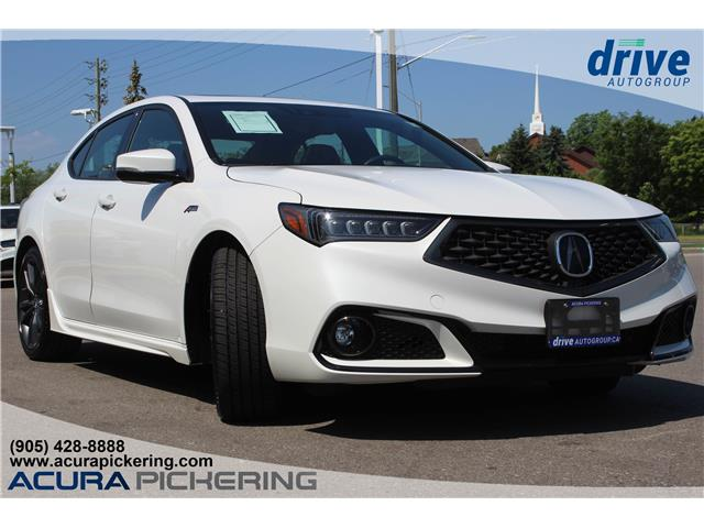 2019 Acura TLX Tech A-Spec (Stk: AT007) in Pickering - Image 5 of 36