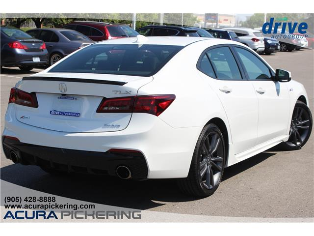 2019 Acura TLX Tech A-Spec (Stk: AT007) in Pickering - Image 7 of 36