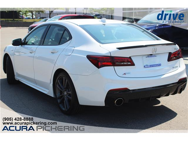 2019 Acura TLX Tech A-Spec (Stk: AT007) in Pickering - Image 10 of 36
