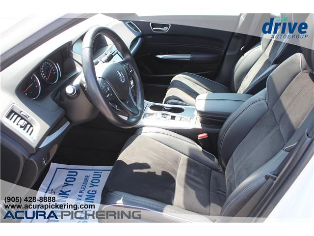 2019 Acura TLX Tech A-Spec (Stk: AT007) in Pickering - Image 11 of 36