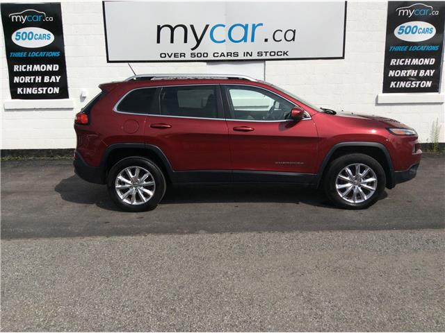 2015 Jeep Cherokee Limited (Stk: 190950) in Richmond - Image 2 of 21
