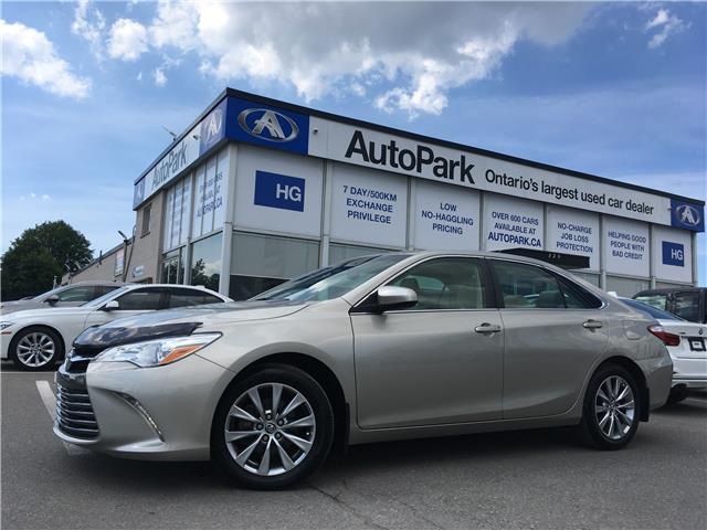 2015 Toyota Camry XLE (Stk: 15-34857) in Brampton - Image 1 of 28