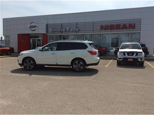 2019 Nissan Pathfinder Platinum (Stk: 19-025) in Smiths Falls - Image 1 of 15