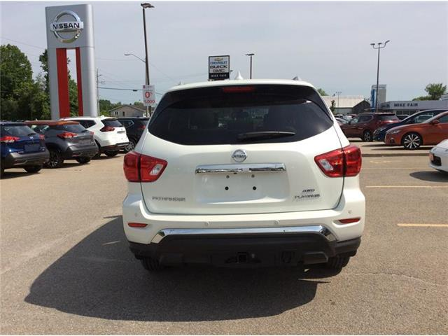 2019 Nissan Pathfinder Platinum (Stk: 19-025) in Smiths Falls - Image 2 of 15