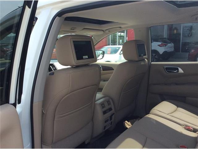 2019 Nissan Pathfinder Platinum (Stk: 19-025) in Smiths Falls - Image 13 of 15