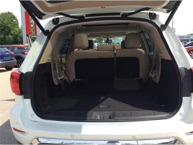 2019 Nissan Pathfinder Platinum (Stk: 19-025) in Smiths Falls - Image 14 of 15