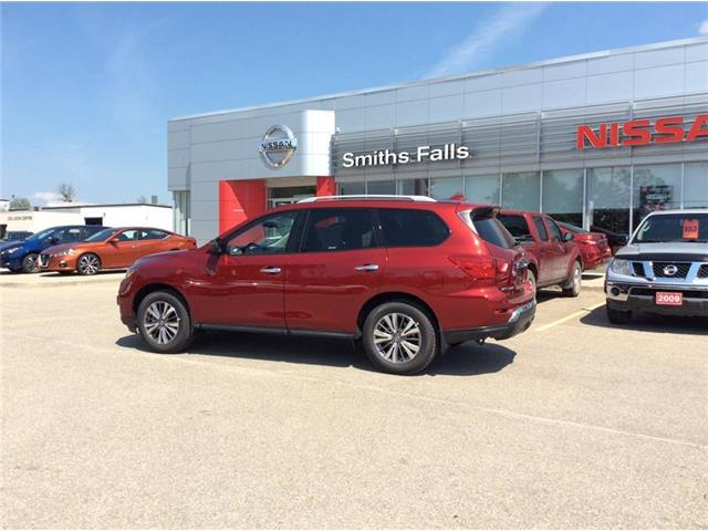 2019 Nissan Pathfinder SV Tech (Stk: 19-279) in Smiths Falls - Image 2 of 13