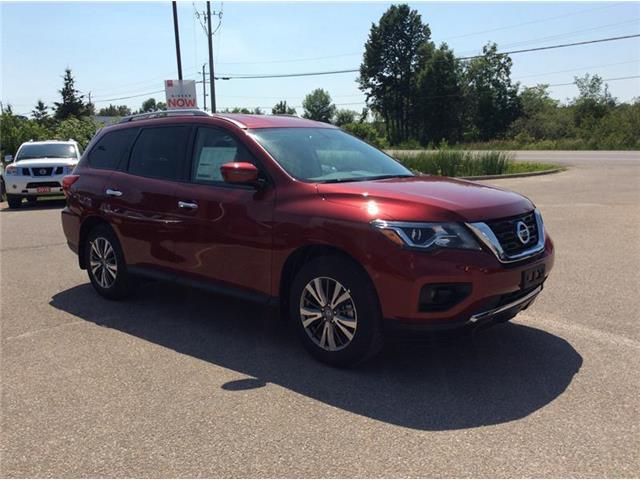 2019 Nissan Pathfinder SV Tech (Stk: 19-279) in Smiths Falls - Image 7 of 13