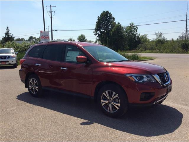 2019 Nissan Pathfinder SV Tech (Stk: 19-279) in Smiths Falls - Image 8 of 13