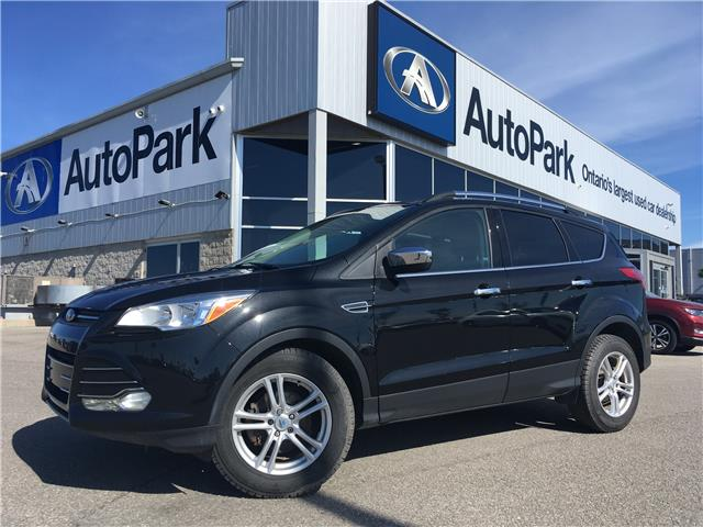 2015 Ford Escape SE (Stk: 15-69565JB) in Barrie - Image 1 of 26