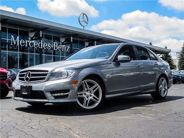 2014 Mercedes-Benz C-Class Base (Stk: 39049A) in Kitchener - Image 1 of 27