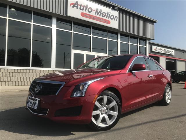 2013 Cadillac ATS 2.5L (Stk: 19705) in Chatham - Image 1 of 19