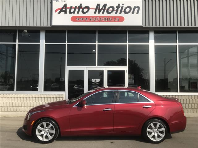 2013 Cadillac ATS 2.5L (Stk: 19705) in Chatham - Image 2 of 19