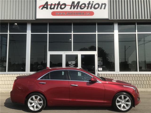 2013 Cadillac ATS 2.5L (Stk: 19705) in Chatham - Image 3 of 19