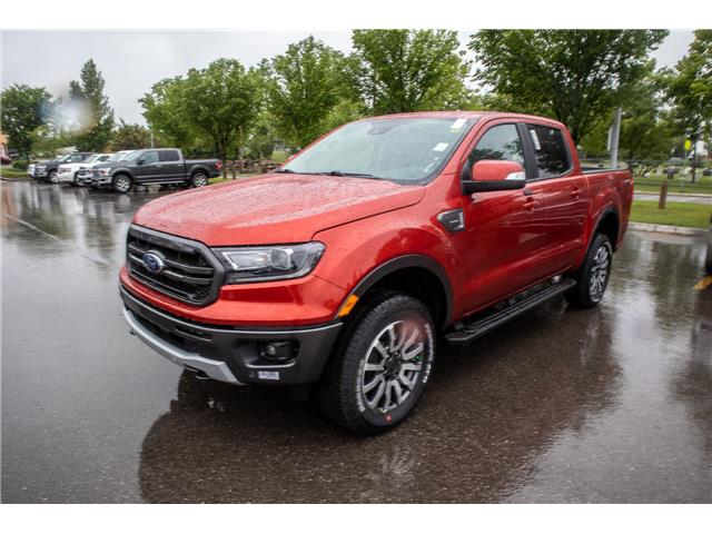 2019 Ford Ranger  (Stk: KK-202) in Okotoks - Image 1 of 5