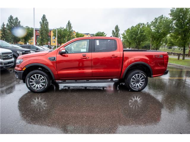 2019 Ford Ranger  (Stk: KK-202) in Okotoks - Image 2 of 5