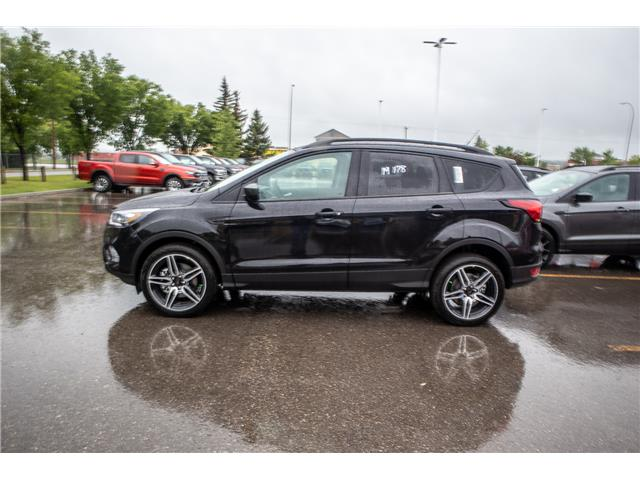 2019 Ford Escape SEL (Stk: KK-223) in Okotoks - Image 2 of 5