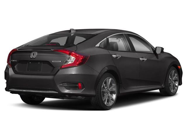 2019 Honda Civic Touring (Stk: 58391) in Scarborough - Image 3 of 9