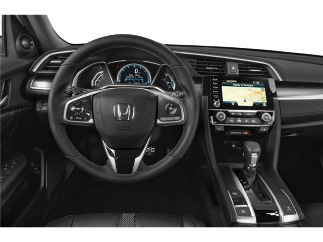 2019 Honda Civic Touring (Stk: 58391) in Scarborough - Image 4 of 9