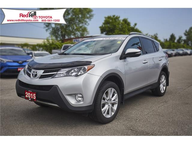 2015 Toyota RAV4 Limited (Stk: 18357A) in Hamilton - Image 1 of 21