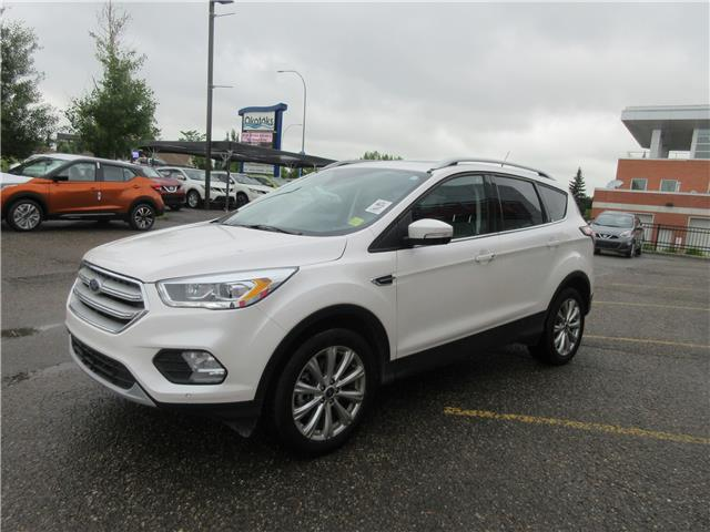 2018 Ford Escape Titanium (Stk: 9260) in Okotoks - Image 17 of 25