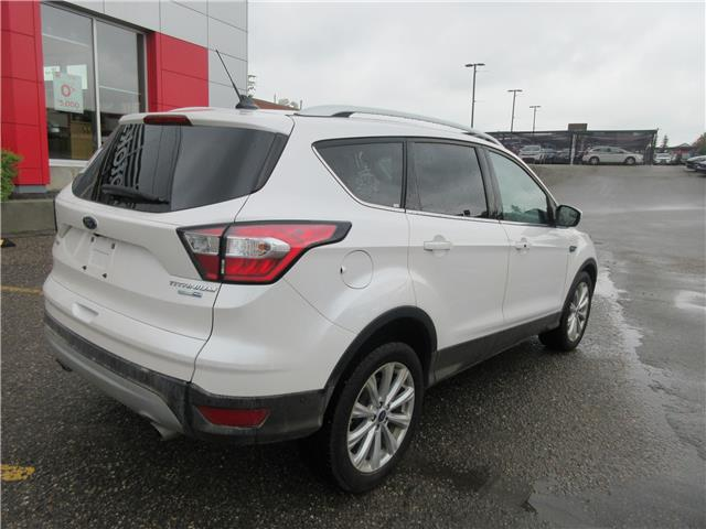 2018 Ford Escape Titanium (Stk: 9260) in Okotoks - Image 20 of 25
