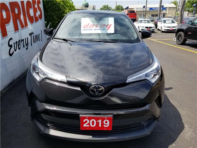 2019 Toyota C-HR XLE (Stk: 19-442) in Oshawa - Image 2 of 14