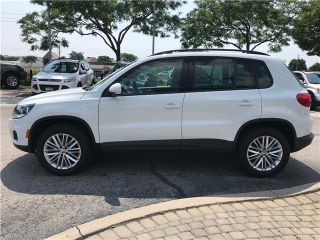 2015 Volkswagen Tiguan Special Edition (Stk: 1733W) in Oakville - Image 4 of 29