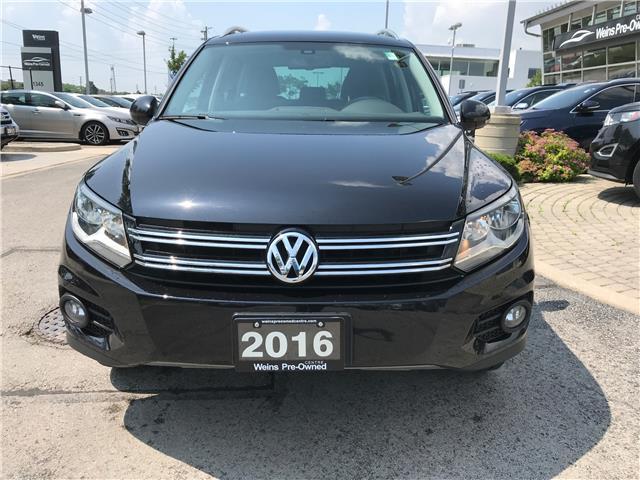 2016 Volkswagen Tiguan Comfortline (Stk: 1731W) in Oakville - Image 2 of 29