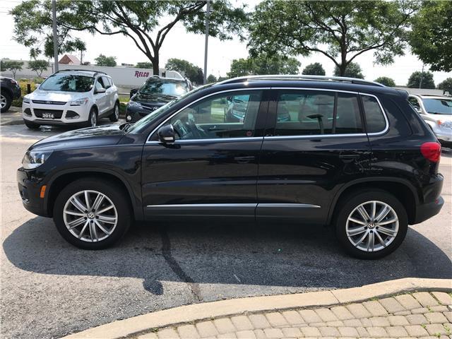 2016 Volkswagen Tiguan Comfortline (Stk: 1731W) in Oakville - Image 4 of 29