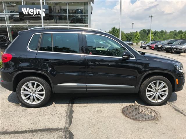 2016 Volkswagen Tiguan Comfortline (Stk: 1731W) in Oakville - Image 8 of 29