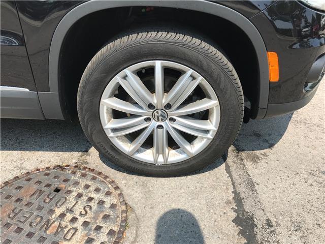 2016 Volkswagen Tiguan Comfortline (Stk: 1731W) in Oakville - Image 9 of 29