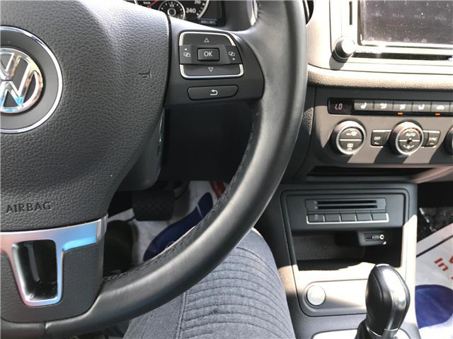 2016 Volkswagen Tiguan Comfortline (Stk: 1731W) in Oakville - Image 15 of 29