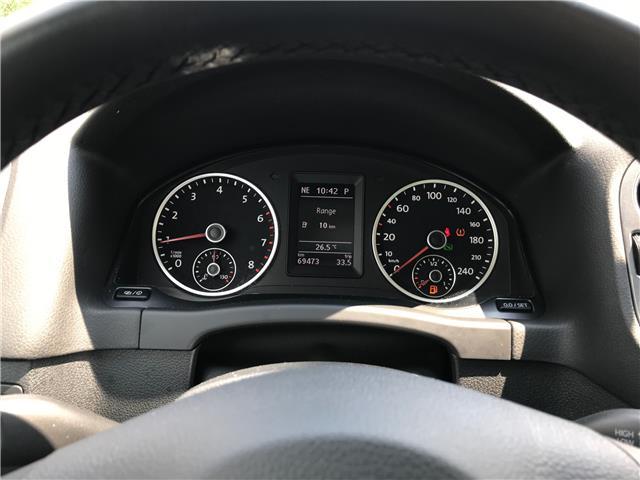 2016 Volkswagen Tiguan Comfortline (Stk: 1731W) in Oakville - Image 16 of 29