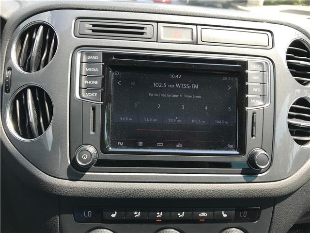 2016 Volkswagen Tiguan Comfortline (Stk: 1731W) in Oakville - Image 17 of 29
