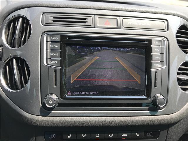 2016 Volkswagen Tiguan Comfortline (Stk: 1731W) in Oakville - Image 18 of 29