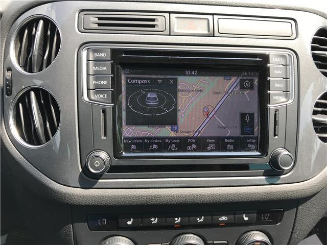 2016 Volkswagen Tiguan Comfortline (Stk: 1731W) in Oakville - Image 19 of 29