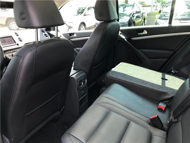 2016 Volkswagen Tiguan Comfortline (Stk: 1731W) in Oakville - Image 24 of 29