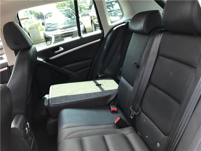 2016 Volkswagen Tiguan Comfortline (Stk: 1731W) in Oakville - Image 25 of 29