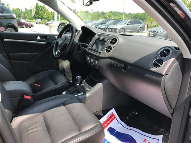 2016 Volkswagen Tiguan Comfortline (Stk: 1731W) in Oakville - Image 29 of 29