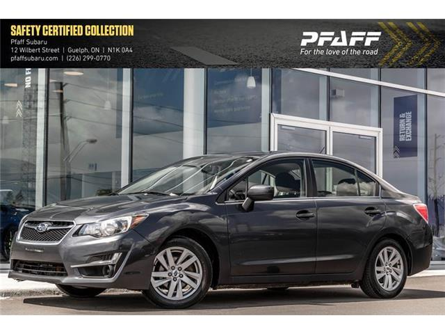 2015 Subaru Impreza 2.0i Touring Package (Stk: SU0055) in Guelph - Image 1 of 22