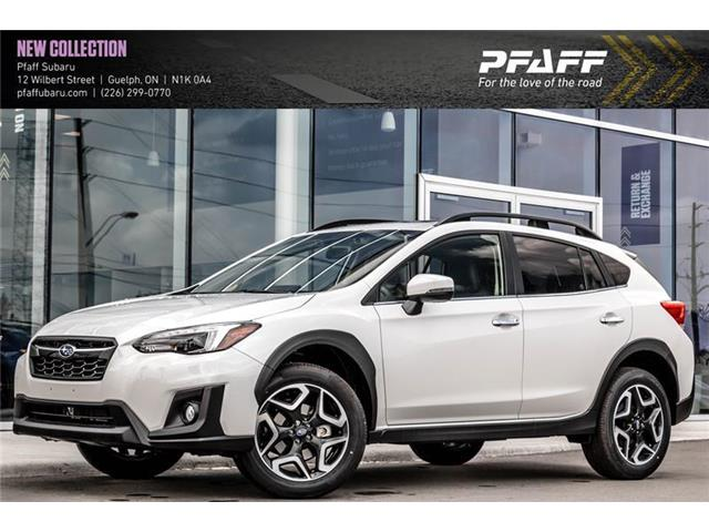 2019 Subaru Crosstrek Limited (Stk: S00244) in Guelph - Image 1 of 22
