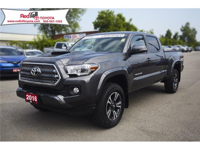 2016 Toyota Tacoma SR5 (Stk: 33291) in Hamilton - Image 1 of 20