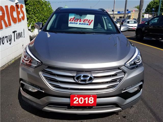 2018 Hyundai Santa Fe Sport 2.4 Luxury (Stk: 19-441) in Oshawa - Image 2 of 17