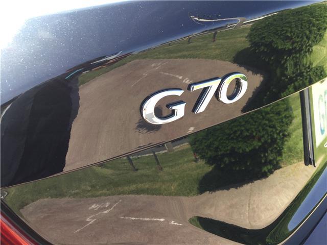 2019 Genesis G70 2.0T Prestige (Stk: 184449) in Markham - Image 7 of 25