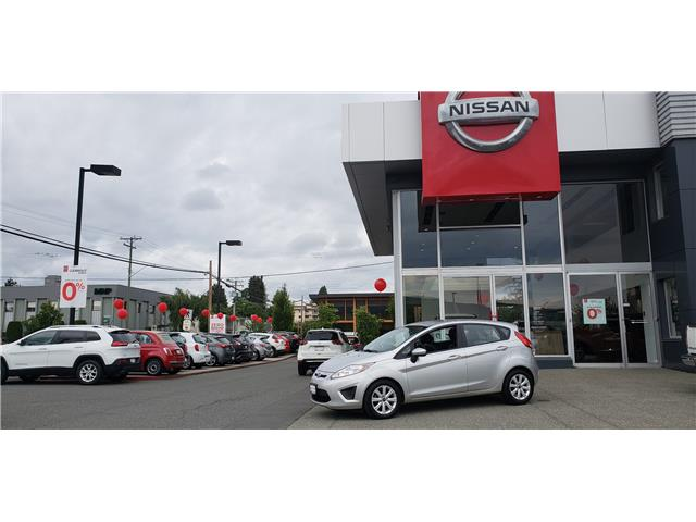 2013 Ford Fiesta SE (Stk: 9F8728A) in Duncan - Image 1 of 4