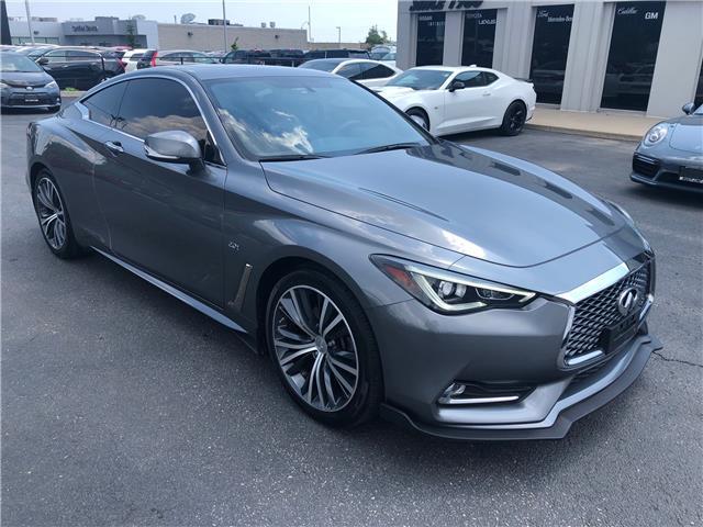 2017 Infiniti Q60 2.0T (Stk: 344-61) in Oakville - Image 2 of 10